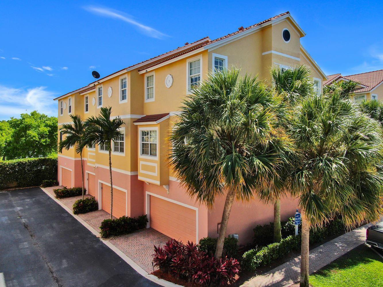 112 Harbors Way, Boynton Beach, FL 33435 - #: RX-10622054