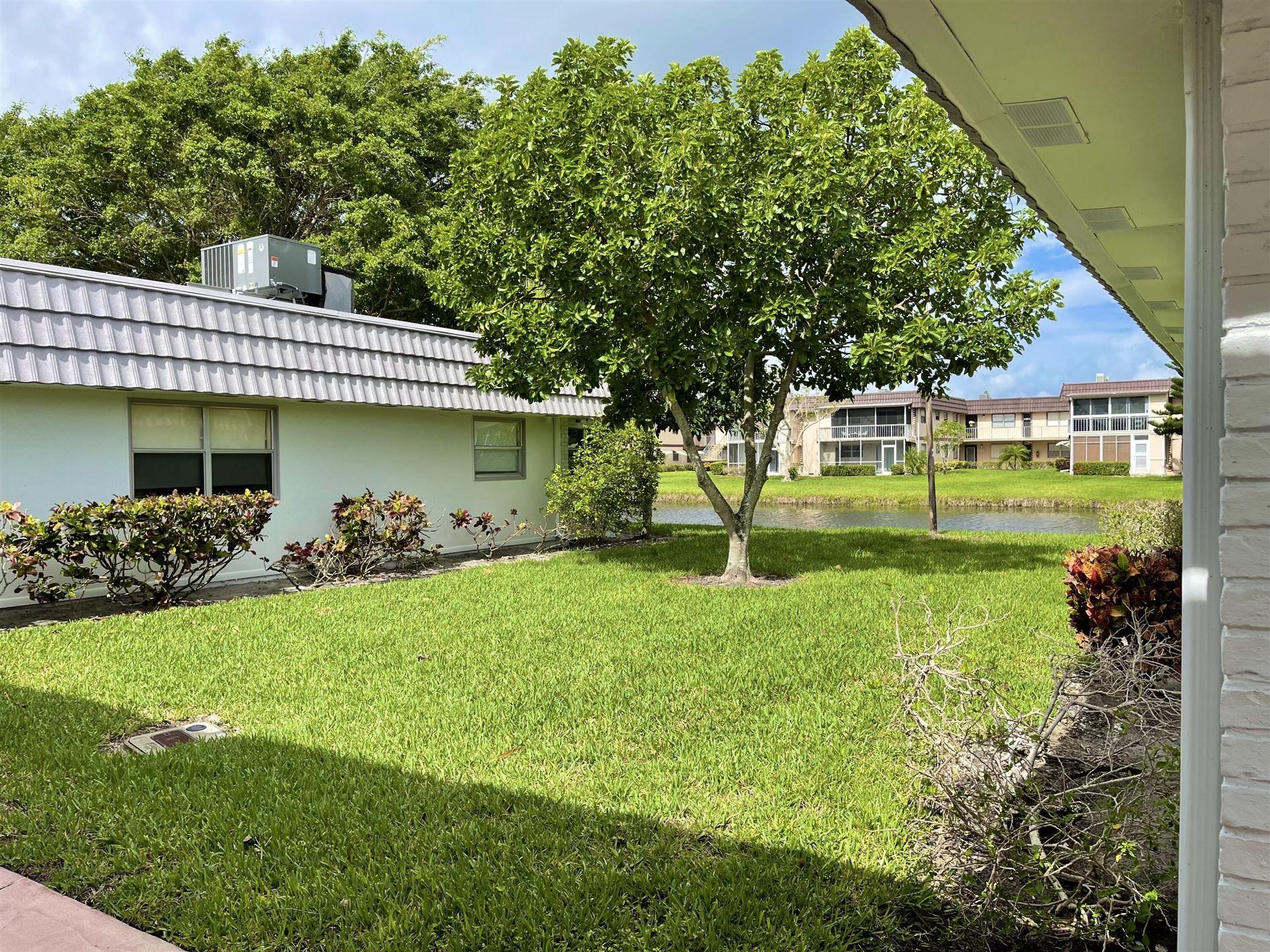 208 Valencia I, Delray Beach, FL 33446 - MLS#: RX-10647054