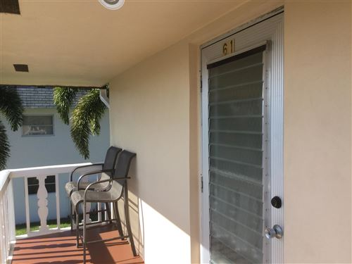 Photo of 61 Coventry C, West Palm Beach, FL 33417 (MLS # RX-10585055)
