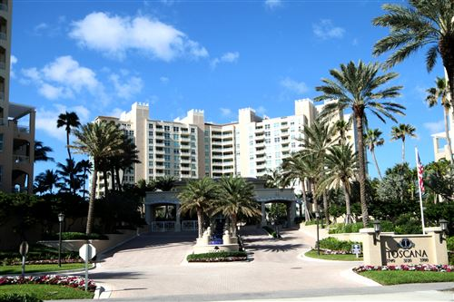 Photo of 3740 S Ocean Boulevard #1603, Highland Beach, FL 33487 (MLS # RX-10593055)