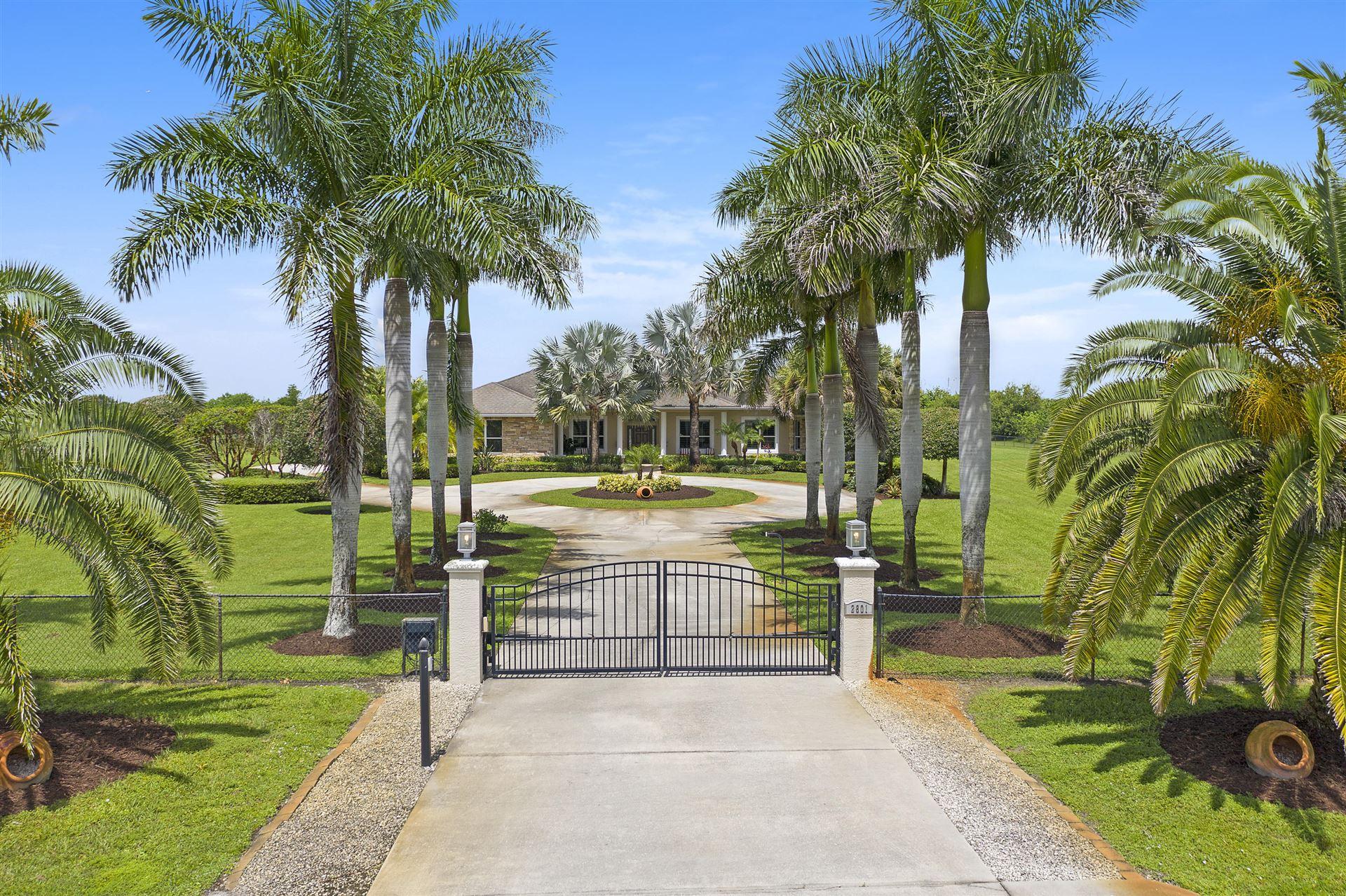 2801 S Brocksmith Road, Fort Pierce, FL 34945 - #: RX-10638055
