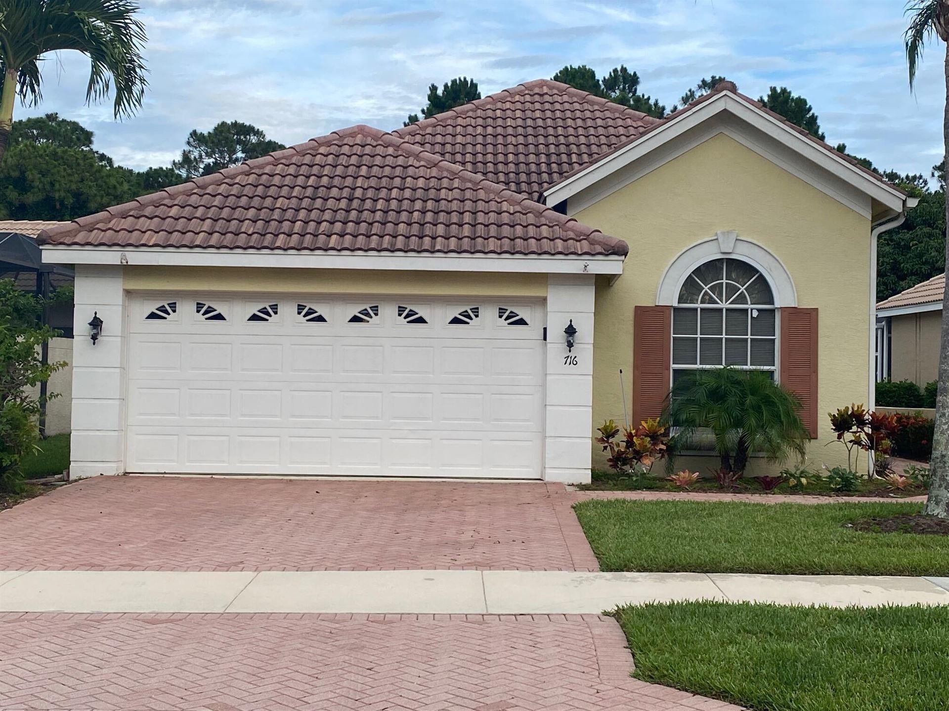 716 SW Munjack Circle, Port Saint Lucie, FL 34986 - MLS#: RX-10723055
