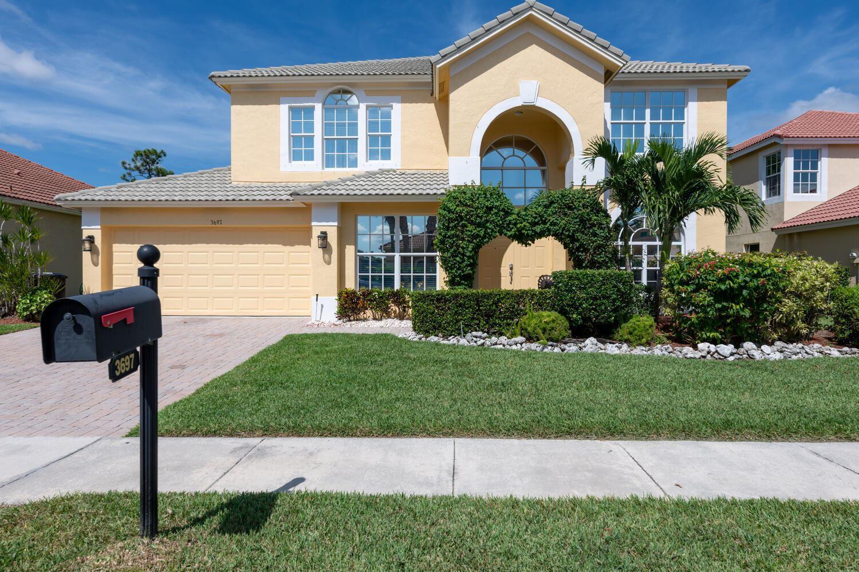 3697 Turtle Island Court, West Palm Beach, FL 33411 - MLS#: RX-10746055