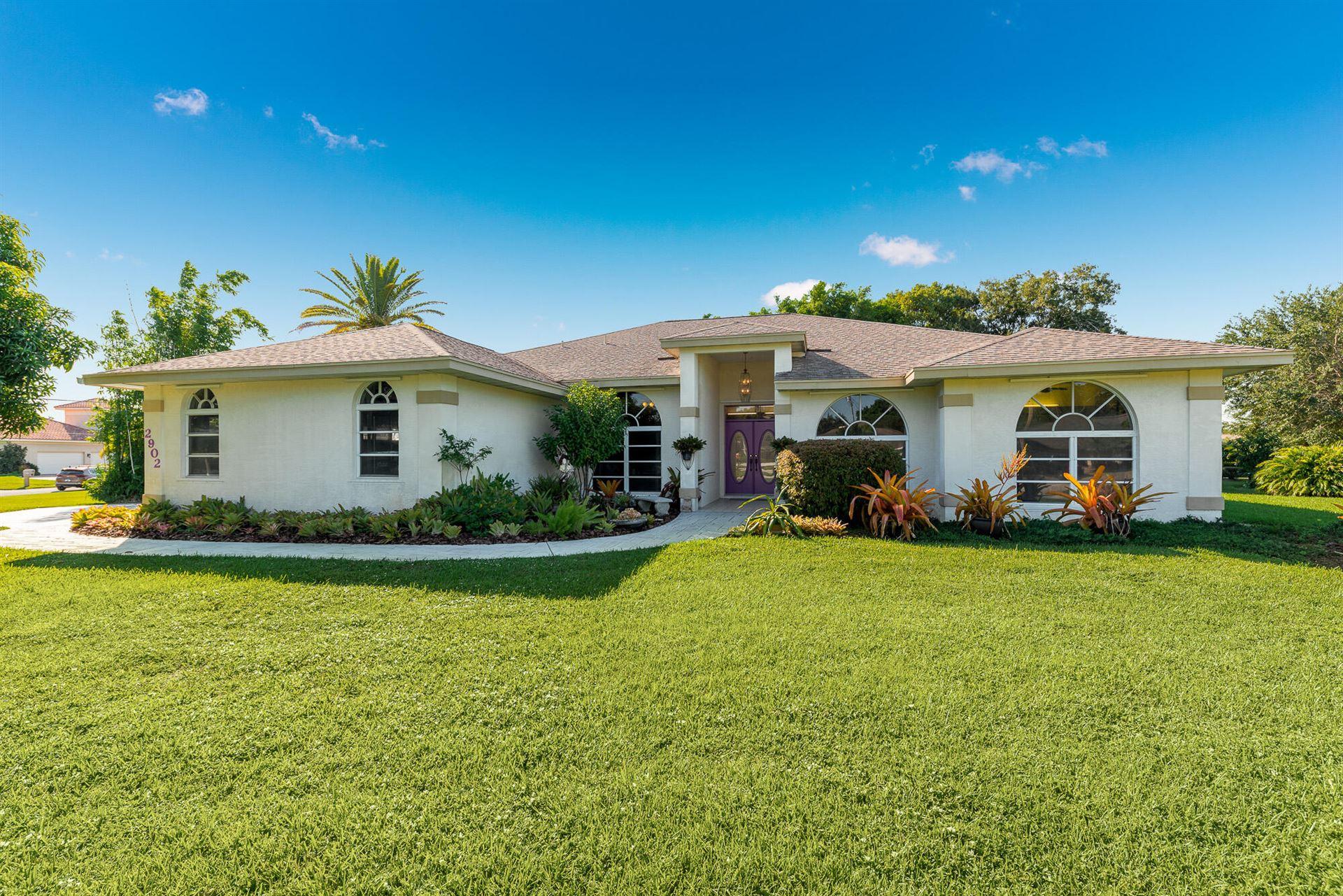 2902 SE Cates Circle, Port Saint Lucie, FL 34952 - #: RX-10749055