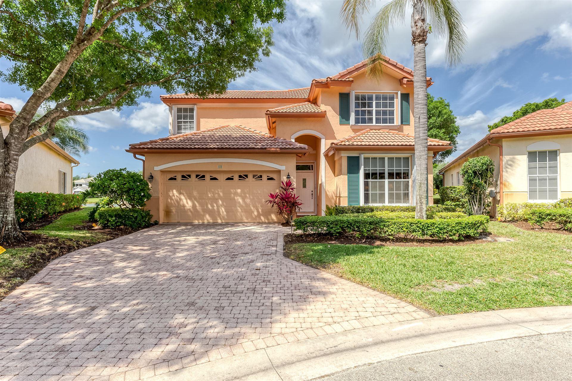 48 Pinnacle Cove, Palm Beach Gardens, FL 33418 - #: RX-10703056