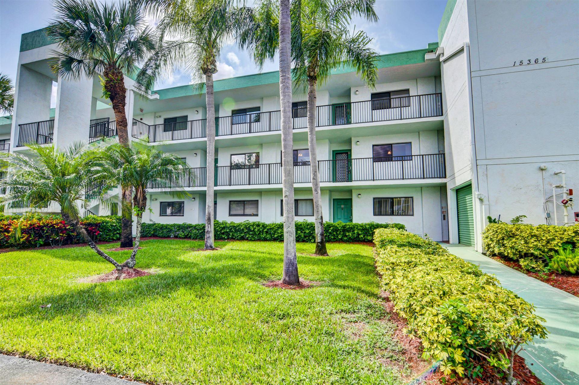 15365 Lakes Of Delray Boulevard #207, Delray Beach, FL 33484 - MLS#: RX-10719056