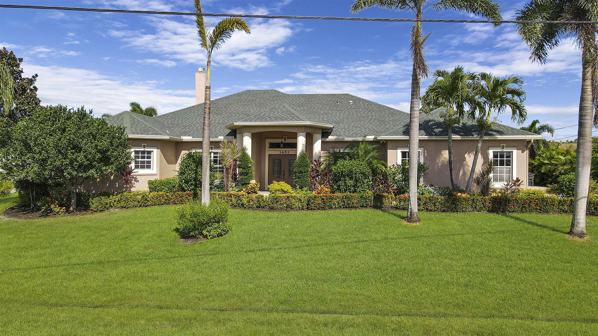3451 SW Catskill Drive, Port Saint Lucie, FL 34953 - MLS#: RX-10749056