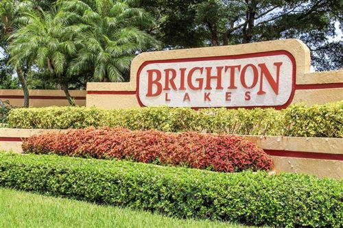 Photo of Listing MLS rx in 4807 Brighton Lakes Boulevard Boynton Beach FL 33436