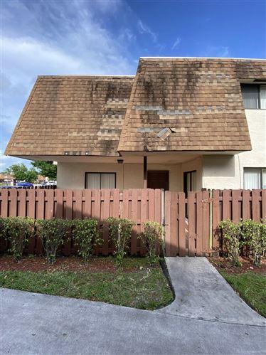 Photo of 120 San Remo Boulevard #120, North Lauderdale, FL 33068 (MLS # RX-10709057)