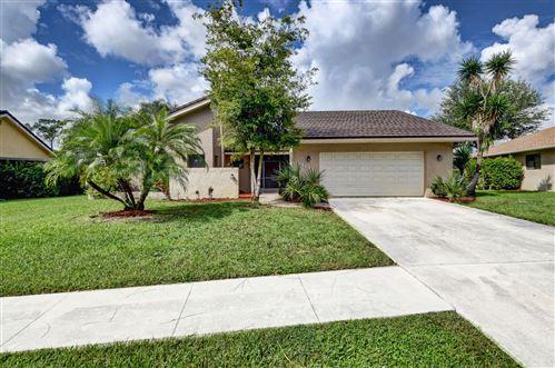 Photo of 22103 Montebello Drive, Boca Raton, FL 33433 (MLS # RX-10753057)