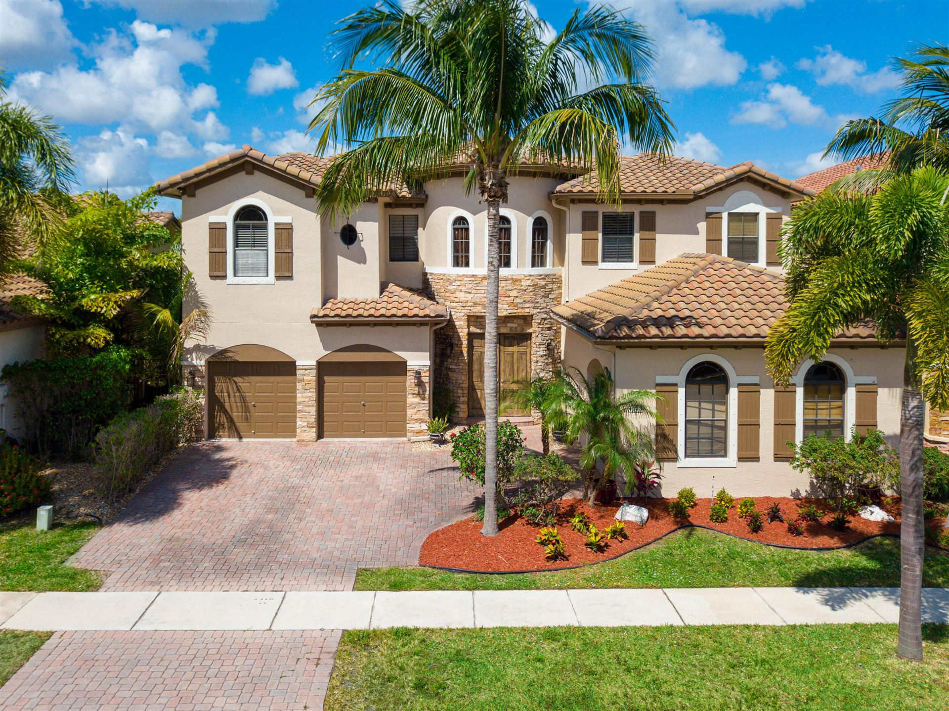 4073 Artesa Drive, Boynton Beach, FL 33436 - #: RX-10608057