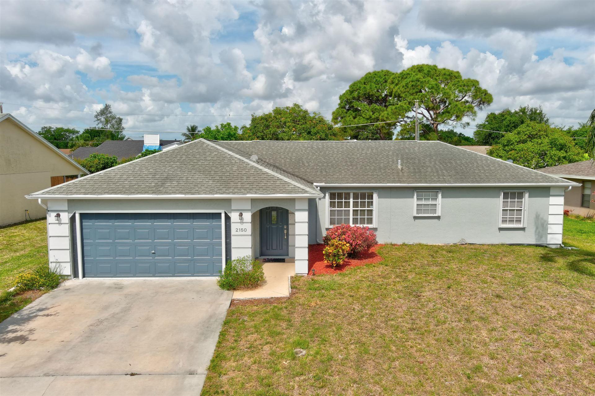 2150 SE Dolphin Road, Port Saint Lucie, FL 34952 - MLS#: RX-10715057