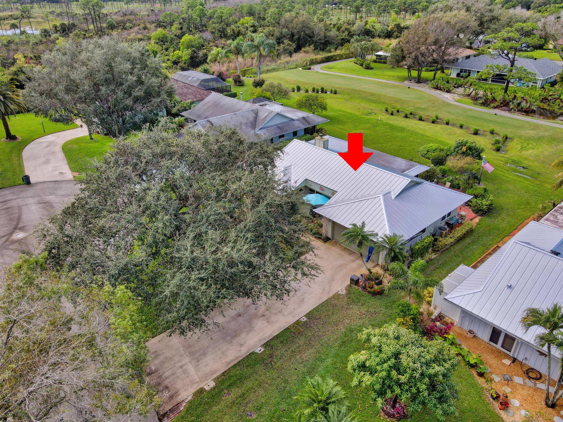 Photo of 13144 SE Cypress Point Lane, Hobe Sound, FL 33455 (MLS # RX-10677058)