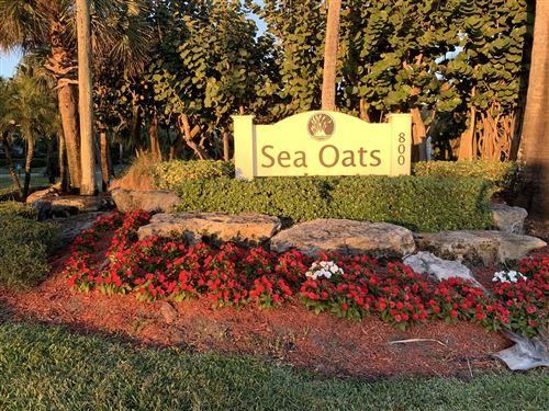 Photo of 401 Sea Oats Drive #E, Juno Beach, FL 33408 (MLS # RX-10683059)