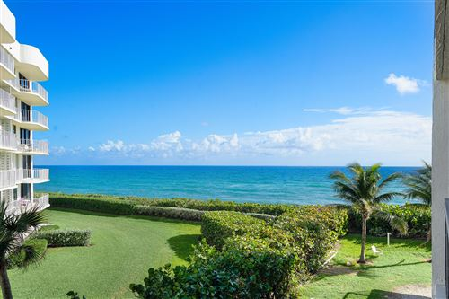 Photo of 3390 S Ocean Boulevard #305, Palm Beach, FL 33480 (MLS # RX-10725059)
