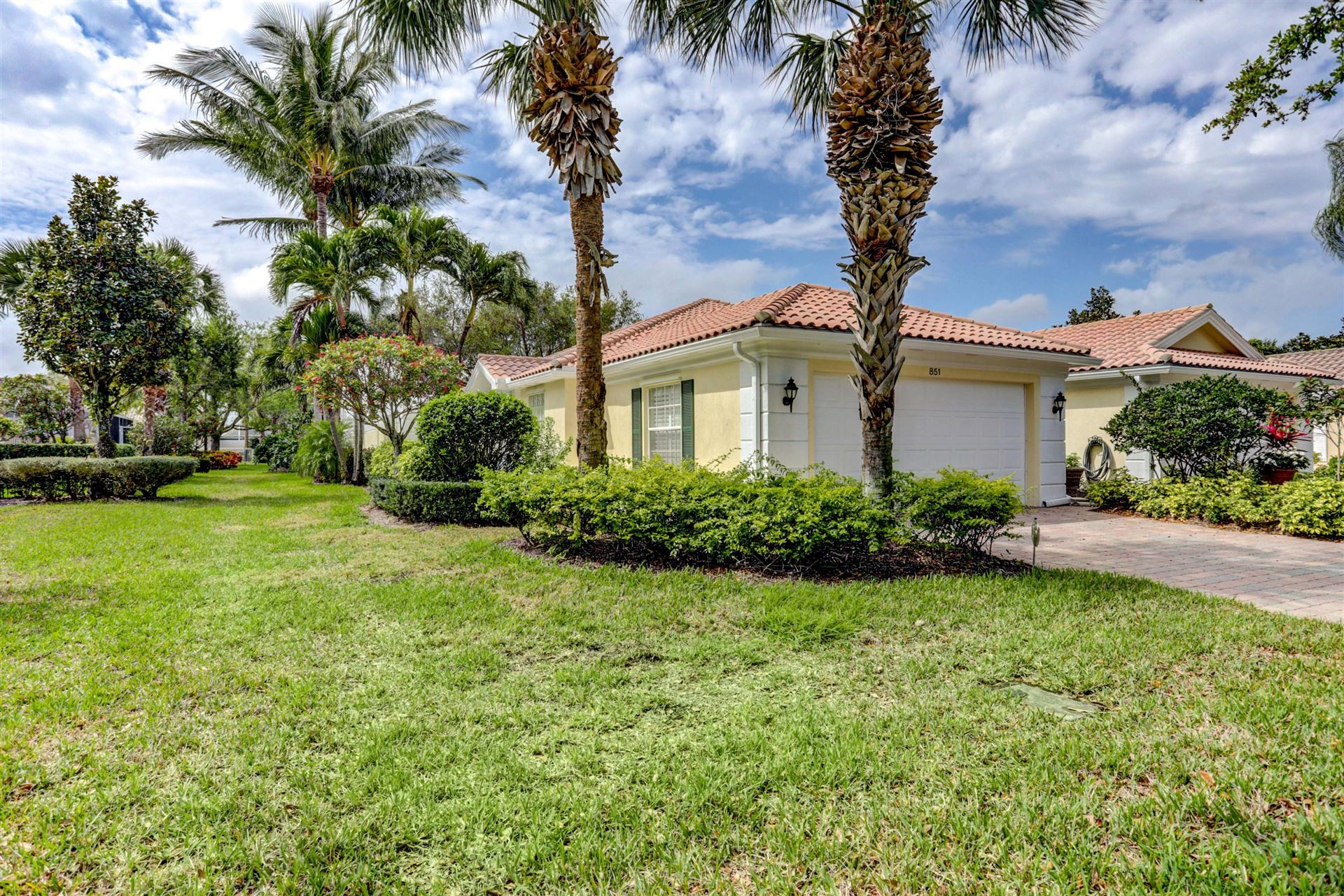 Photo of 851 Niemen Drive, Palm Beach Gardens, FL 33410 (MLS # RX-10697059)