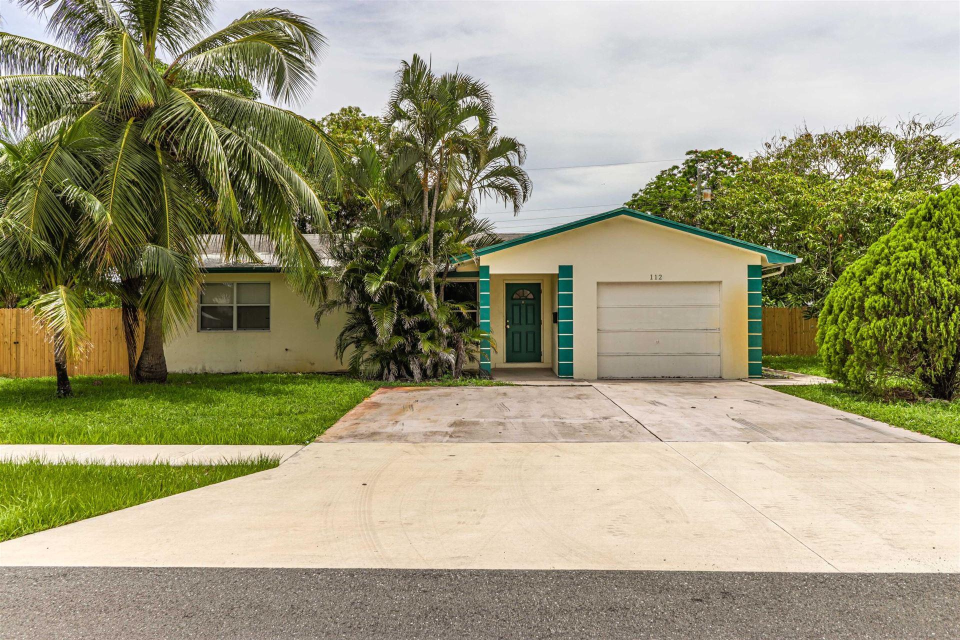 112 SW 9th Avenue, Boynton Beach, FL 33435 - MLS#: RX-10730059