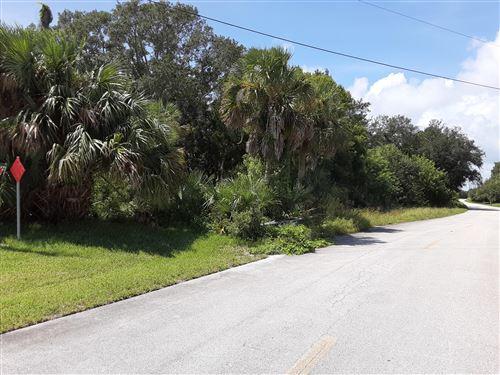 Photo of 130 Huber Drive, Fort Pierce, FL 34946 (MLS # RX-10592060)