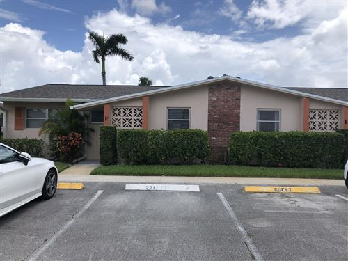 Photo of 2711 Dudley Drive #F, West Palm Beach, FL 33415 (MLS # RX-10638060)