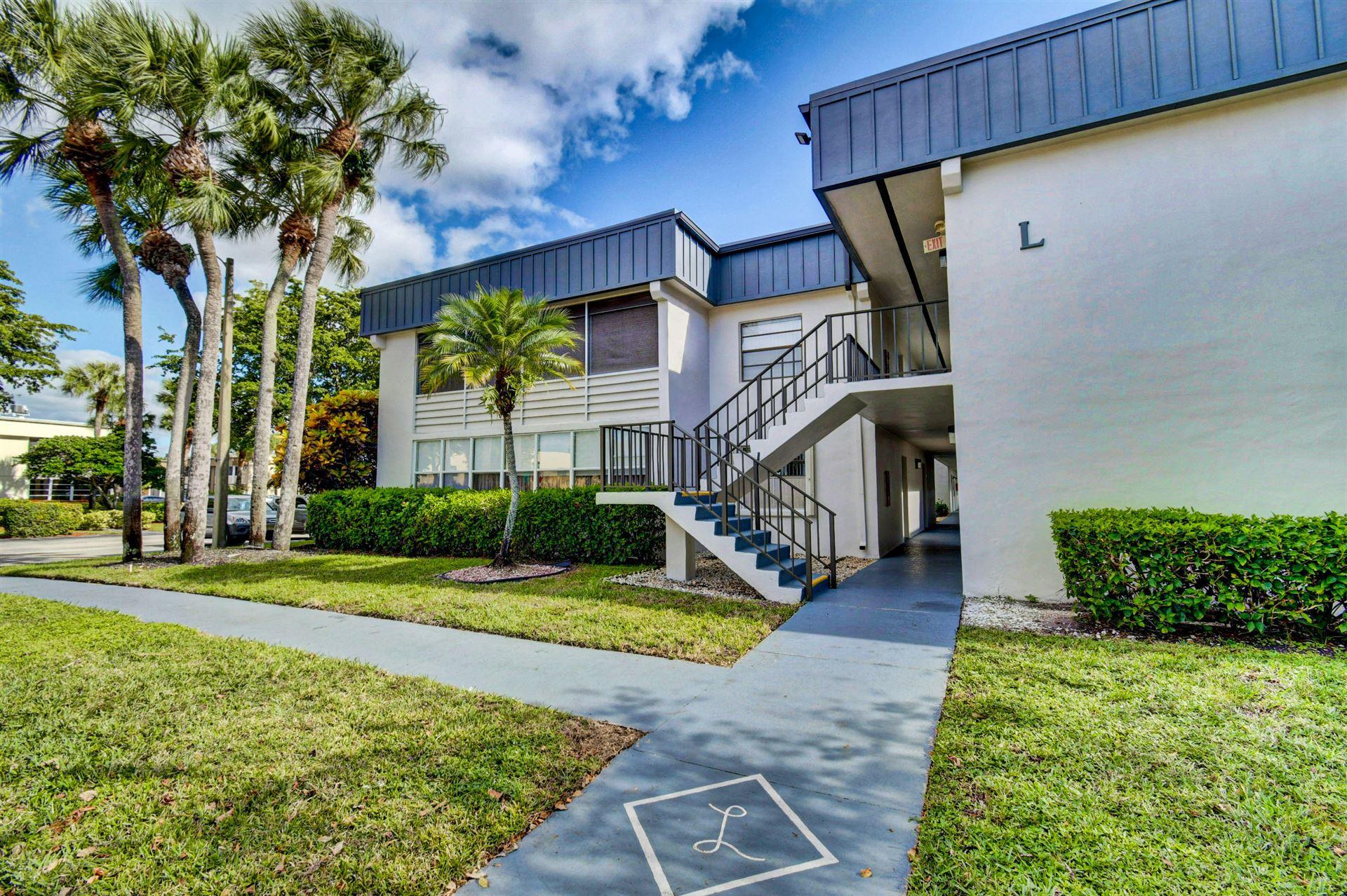 556 Piedmont L, Delray Beach, FL 33484 - MLS#: RX-10676060