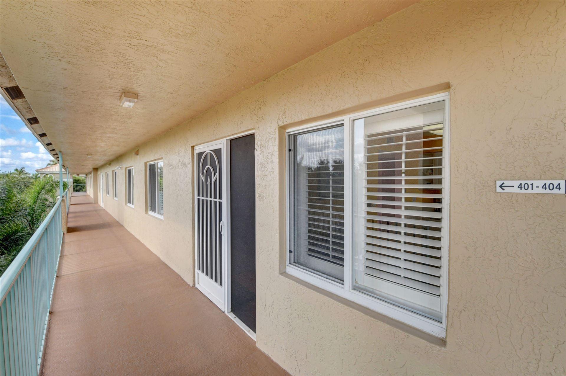 5749 Gemstone Court #404, Boynton Beach, FL 33437 - #: RX-10684060