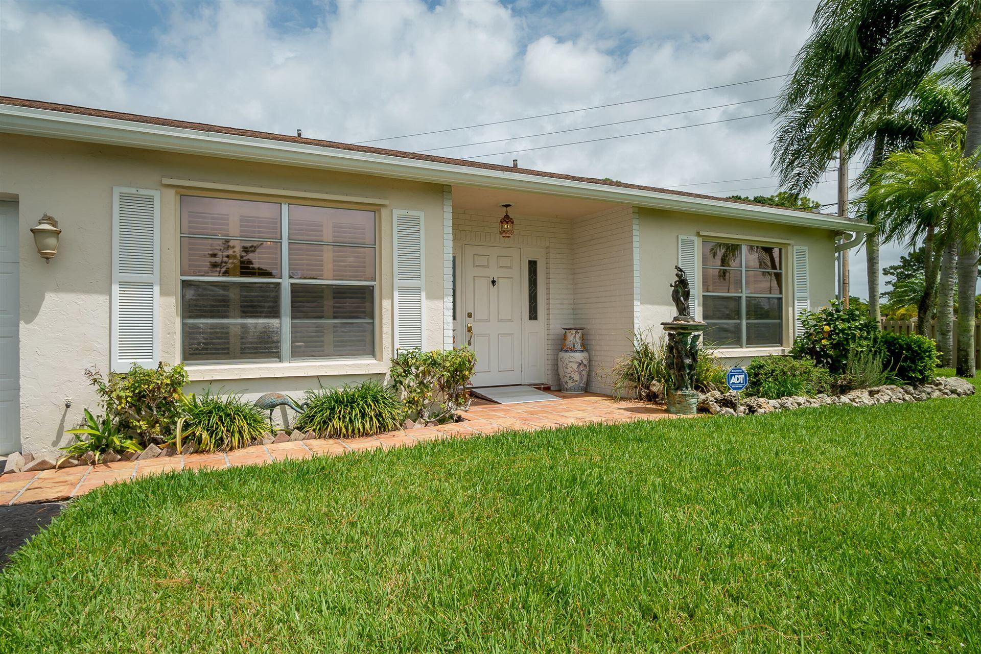 4701 Rainbow Drive, Greenacres, FL 33463 - MLS#: RX-10731060