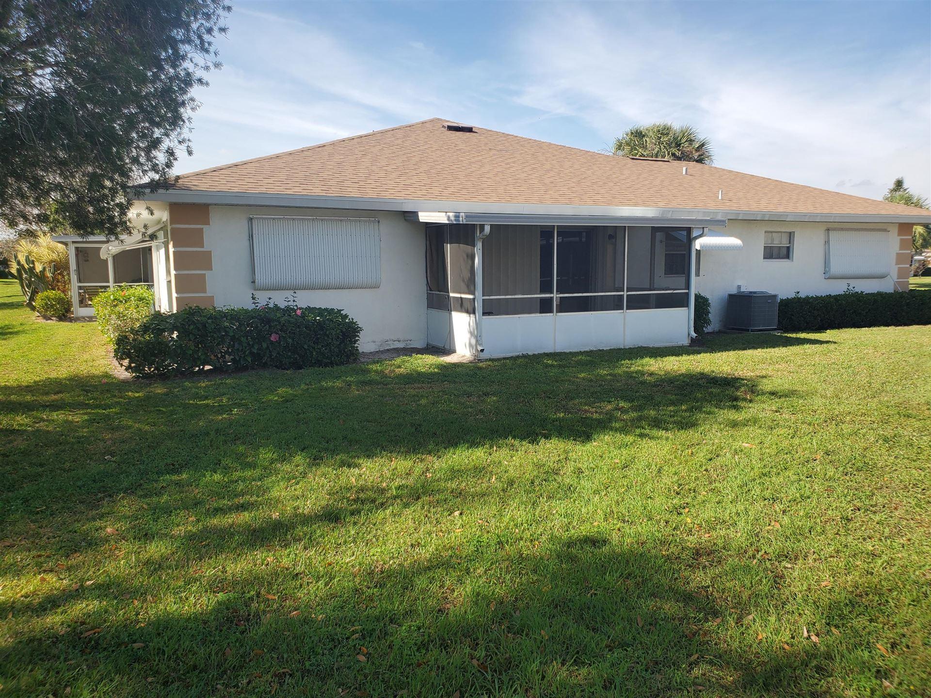 833 Timberview Drive #A, Fort Pierce, FL 34982 - MLS#: RX-10689061