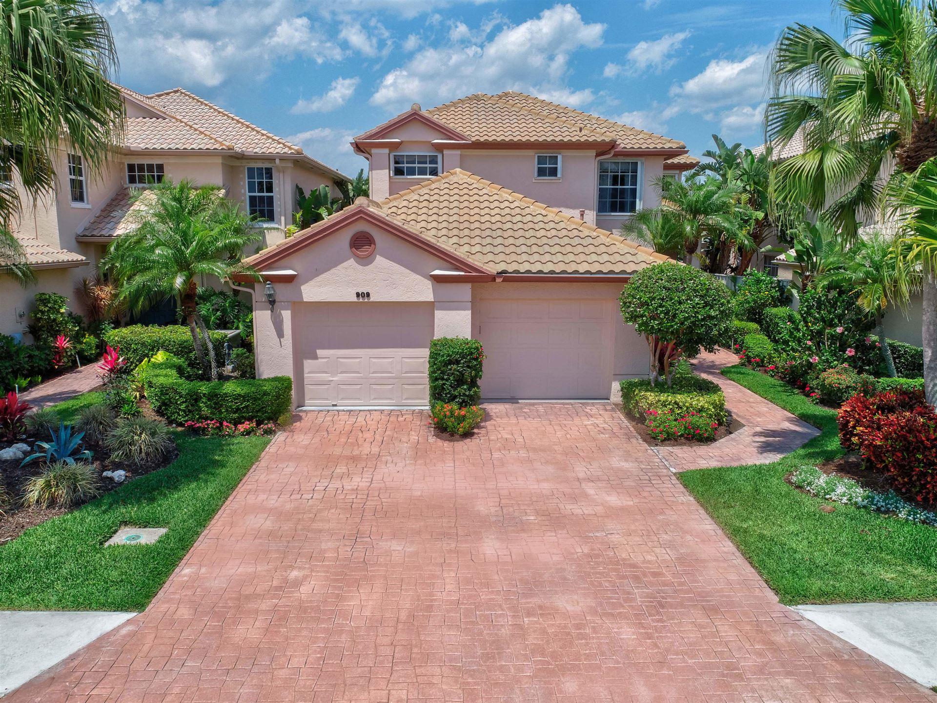 Photo of 909 Augusta Pointe Drive, Palm Beach Gardens, FL 33418 (MLS # RX-10709061)
