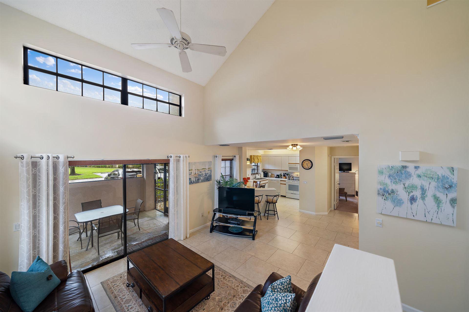Photo of 587 Prestwick Circle #1, Palm Beach Gardens, FL 33418 (MLS # RX-10663062)
