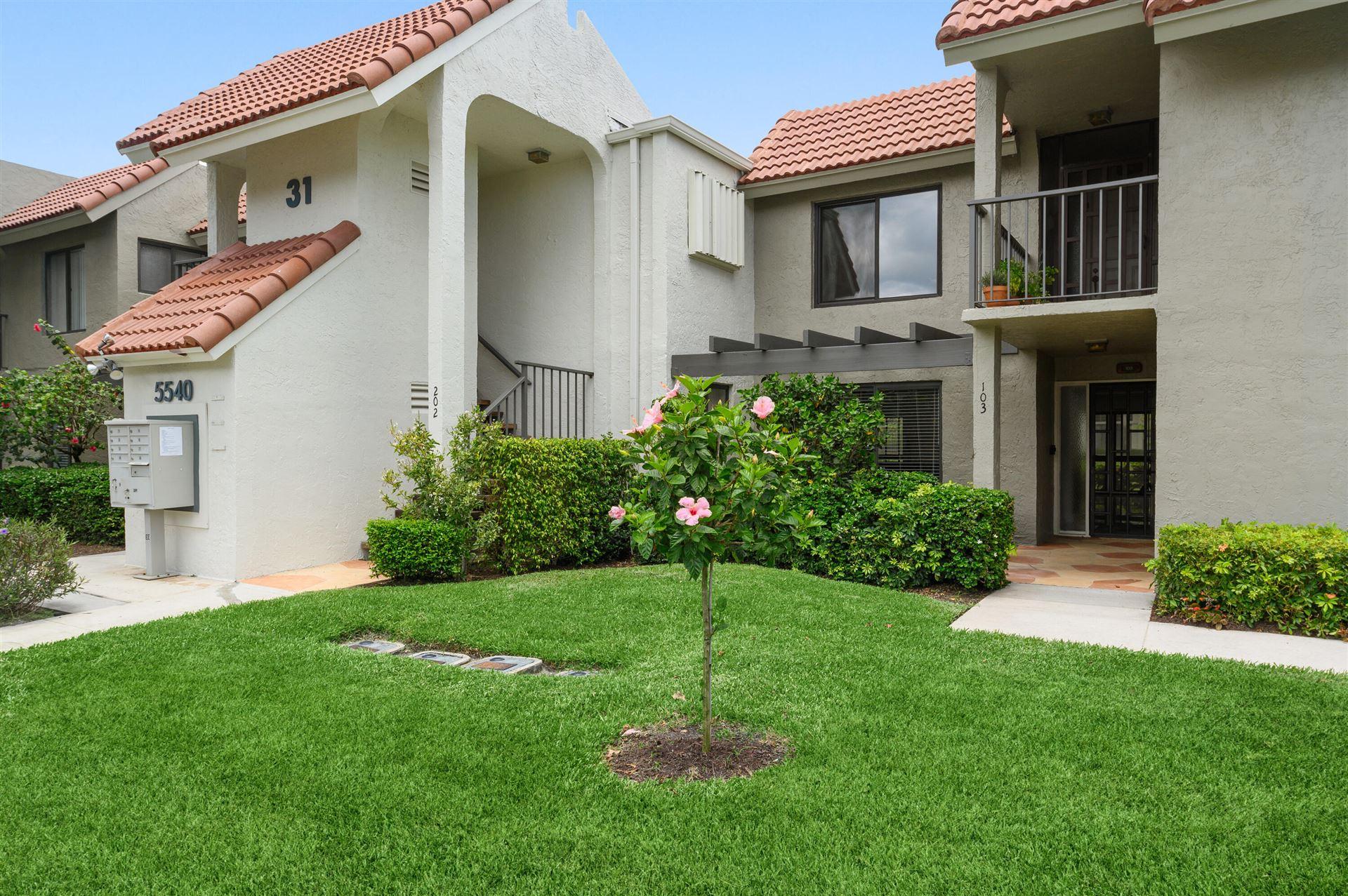 5540 Fairway Park Drive #103, Boynton Beach, FL 33437 - #: RX-10713062