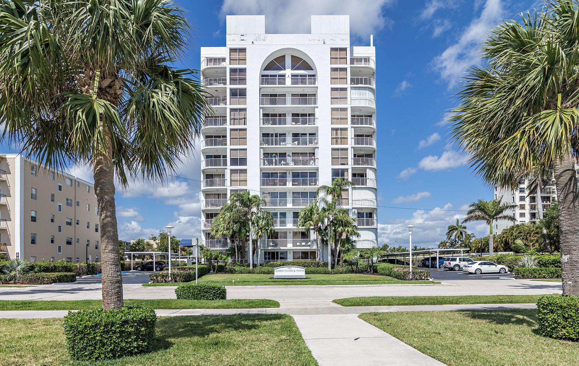 3901 S Flagler Drive #1006, West Palm Beach, FL 33405 - #: RX-10729062