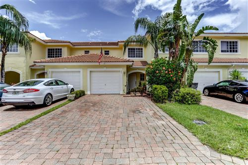 Photo of 861 Imperial Lake Road, West Palm Beach, FL 33413 (MLS # RX-10715063)
