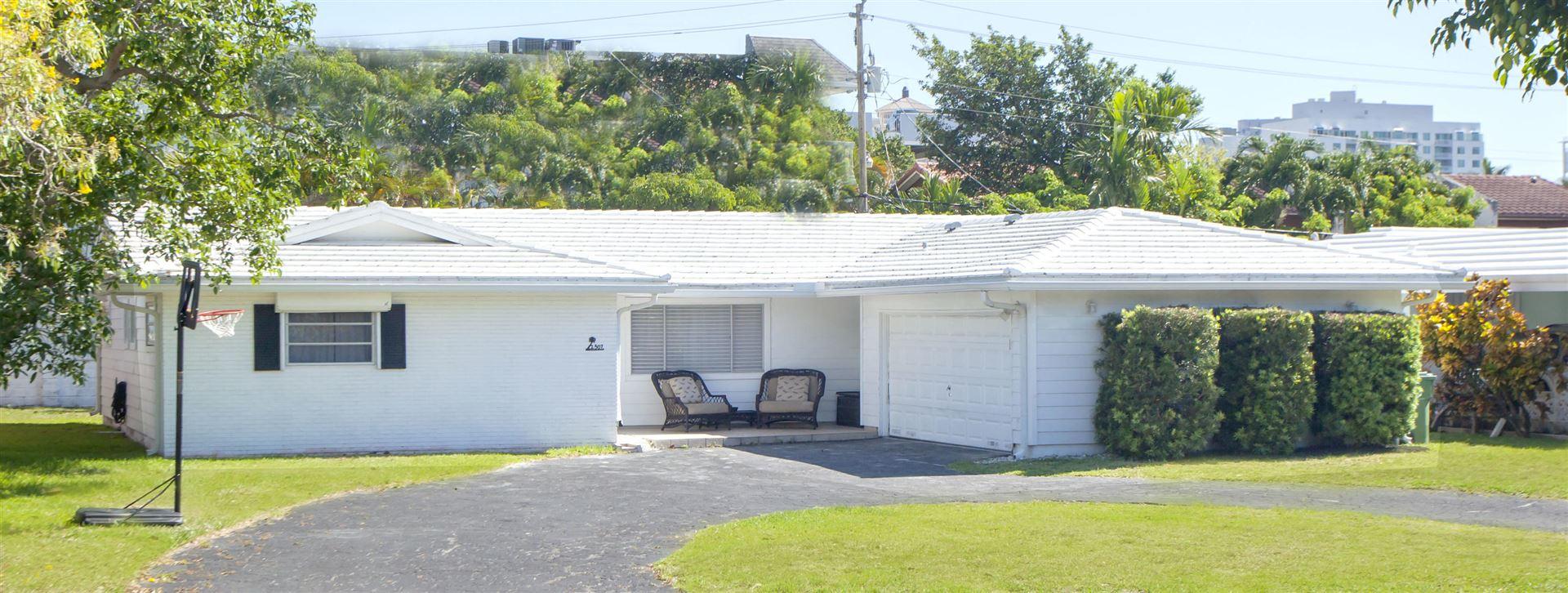 2507 NE 8th Street, Fort Lauderdale, FL 33304 - #: RX-10623063