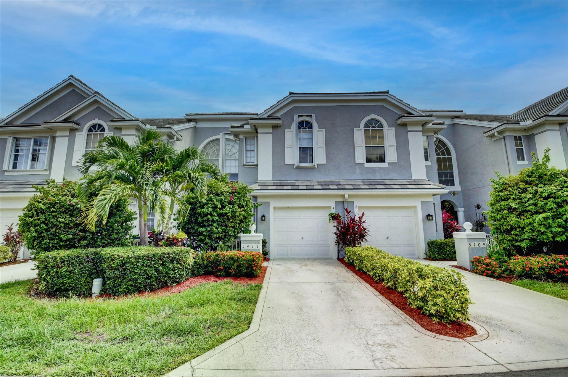 5411 Grand Park Place, Boca Raton, FL 33486 - #: RX-10731063