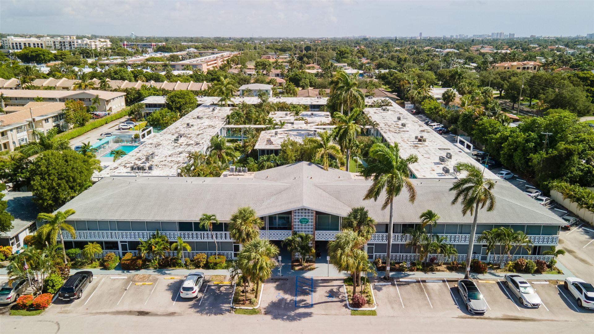 2161 NE 42nd Court #208, Lighthouse Point, FL 33064 - #: RX-10734063