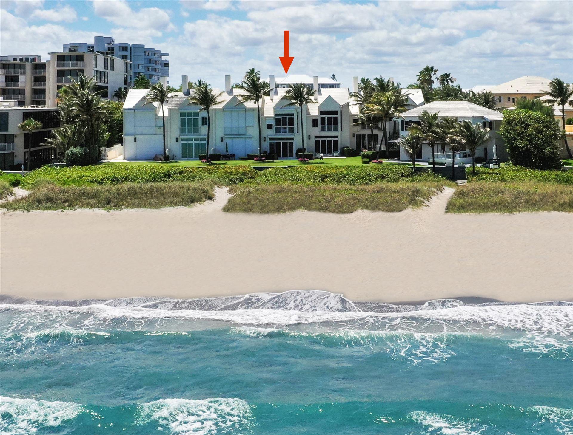2115 S Ocean Boulevard #11, Delray Beach, FL 33483 - #: RX-10743063