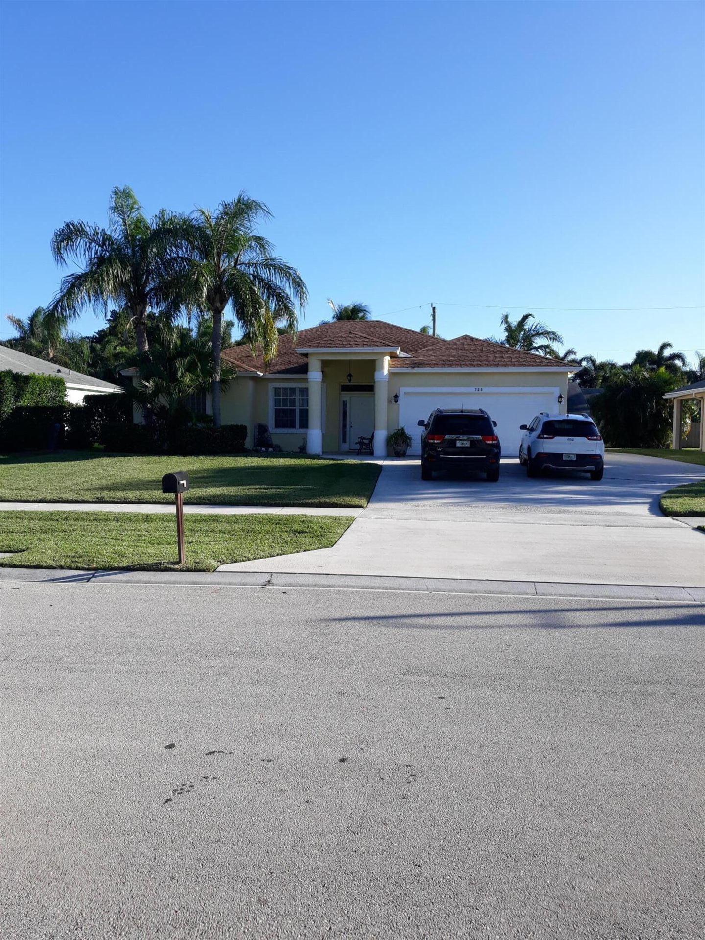 728 NE 10th Avenue, Boynton Beach, FL 33435 - #: RX-10752063