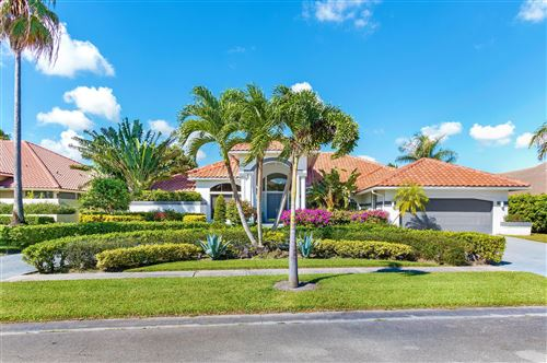 Photo of 4172 S Bocaire Boulevard S, Boca Raton, FL 33487 (MLS # RX-10597064)