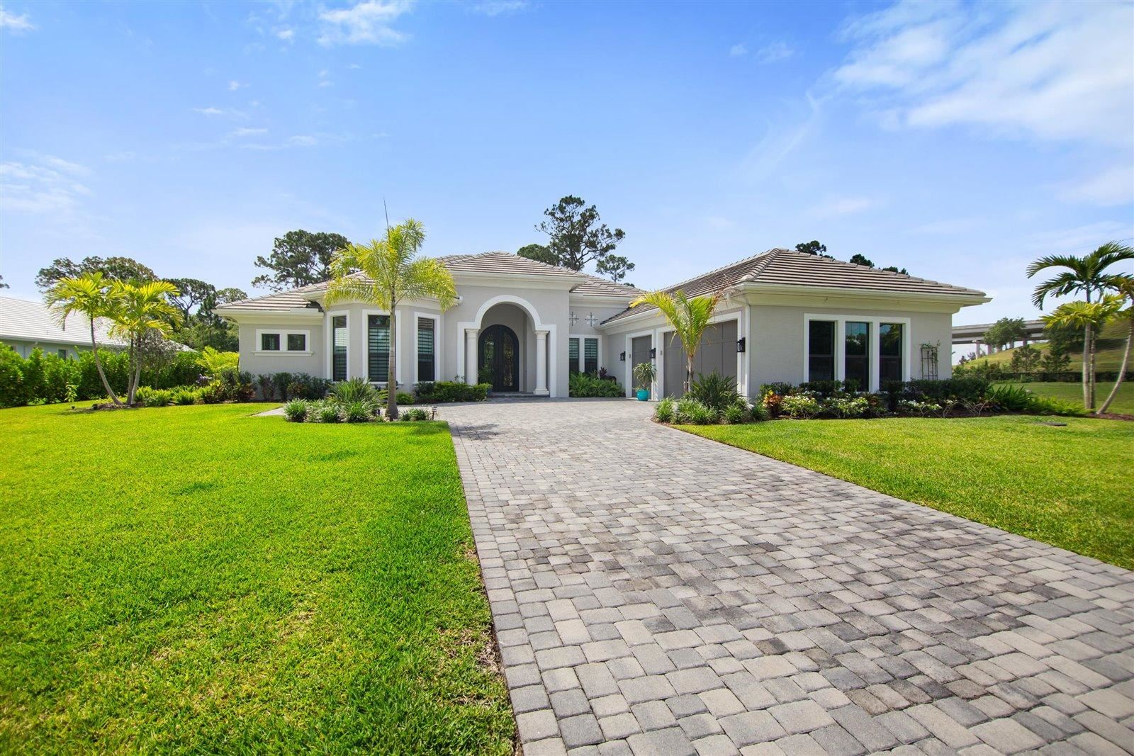 Photo of 6827 SW Silver Wolf Drive, Palm City, FL 34990 (MLS # RX-10716064)