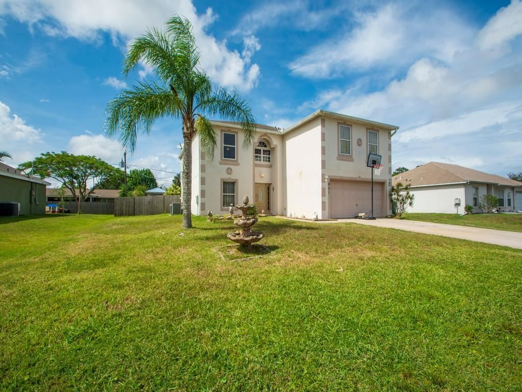 401 SW Lakehurst Drive, Port Saint Lucie, FL 34984 - #: RX-10722064