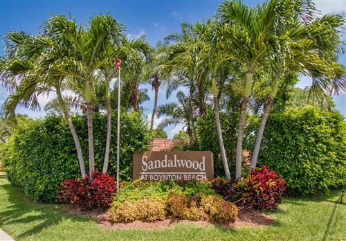 Photo of 313 Buttonwood Lane, Boynton Beach, FL 33436 (MLS # RX-10637065)