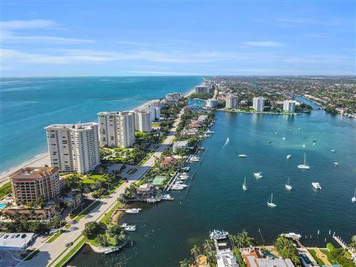 Photo of 500 S Ocean Boulevard #609, Boca Raton, FL 33432 (MLS # RX-10638065)