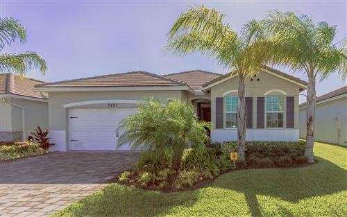 Photo of 7491 SW Harbor Cove Drive, Stuart, FL 34997 (MLS # RX-10679065)