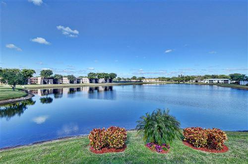 Photo of 15235 Lakes Of Delray Boulevard #319, Delray Beach, FL 33484 (MLS # RX-10686065)