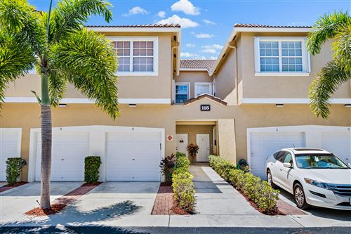 Photo of 115 Lighthouse Circle #D, Tequesta, FL 33469 (MLS # RX-10740065)