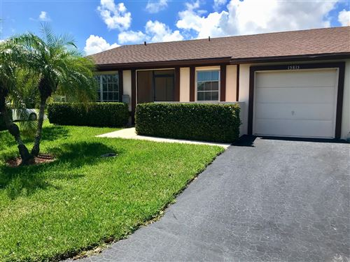 Photo of 15815 Philodendron Circle, Delray Beach, FL 33484 (MLS # RX-10746065)