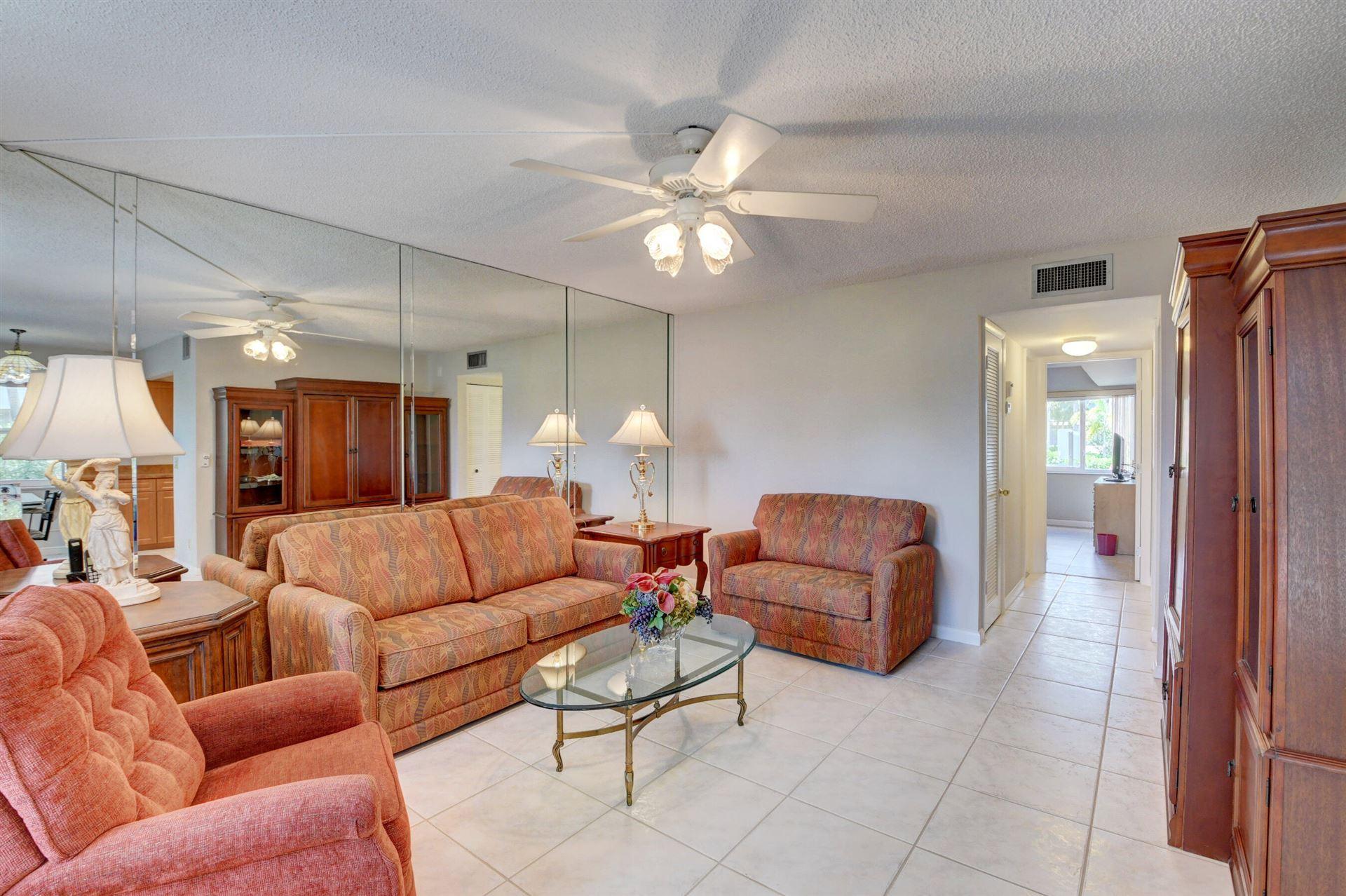 547 Piedmont L, Delray Beach, FL 33484 - MLS#: RX-10712065