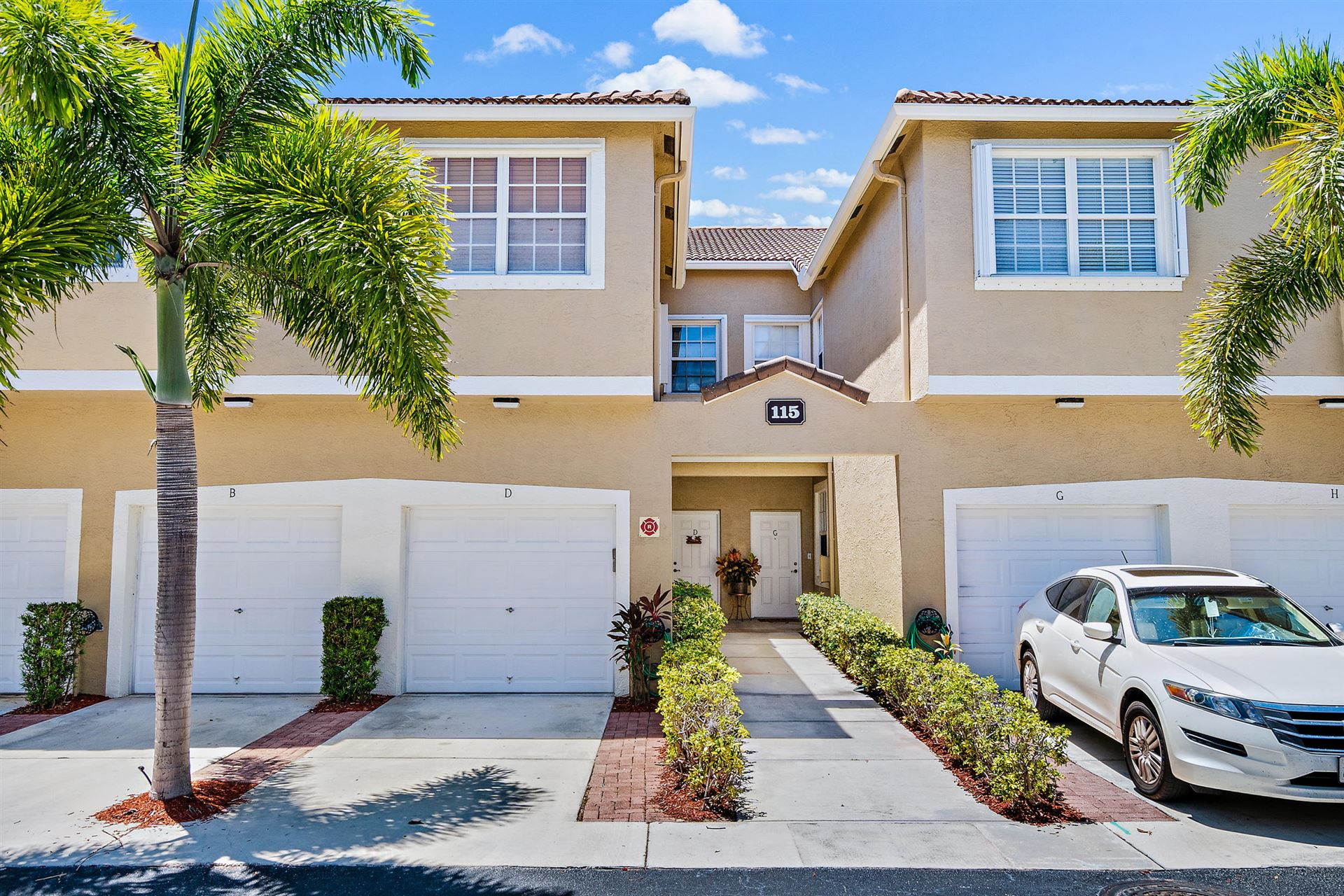 Photo for 115 Lighthouse Circle #D, Tequesta, FL 33469 (MLS # RX-10740065)