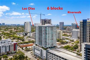 Photo of 315 NE 3rd Avenue #1703, Fort Lauderdale, FL 33301 (MLS # RX-10534066)