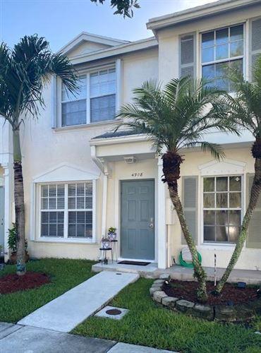 Photo of 4908 SW 31st Terrace, Fort Lauderdale, FL 33312 (MLS # RX-10648066)